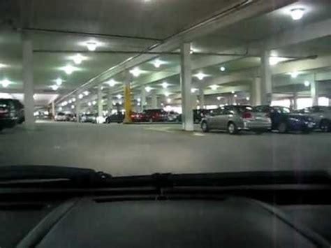 Garage Parks Mall by Mall Parking Garage Lamborghini Gallardo Goes Shopping At