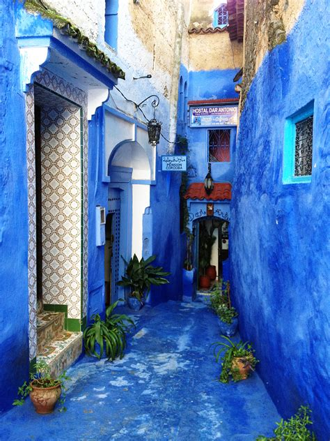 blues  chefchaouen