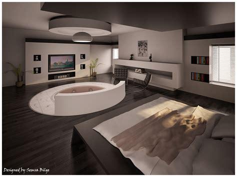 chambre architecte idée déco open space design