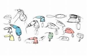 gallery kitchen design, Industrial Product Design Sketch