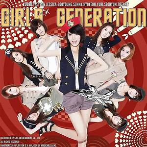 Girls' Generation (SNSD) - Tell Me Your Wish by