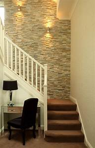 Decorating ideas for staircase walls staircase