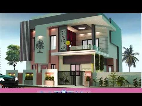 modern bungalow house design  floor plans youtube