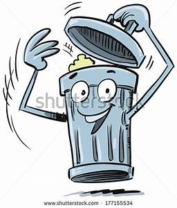 Trash Bin Cartoon images