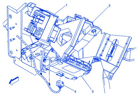 Chevrolet Electrical Circuit Wiring Diagram
