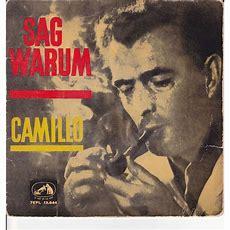 Sag Warum De Camillo, Ep Chez Vinildata Ref1273463748