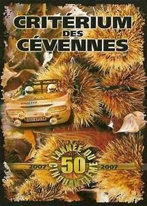 Rally Des Cevennes : crit rium des c vennes 2007 ~ Medecine-chirurgie-esthetiques.com Avis de Voitures