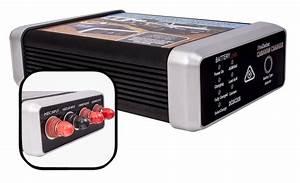 Battery Link Smart Dc To Dc Dual Charger 20a Amp 12v Volt