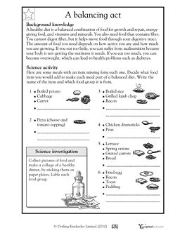 activity sheets for middle school activities