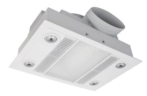Martec Linear Led 3 In 1 Bathroom Heaterlightexhaust Fan