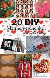 Kreative Geschenke Für Männer : 20 kreative und lustige diy m nnergeschenke zum valentinstag geschenkideen pinterest ~ Orissabook.com Haus und Dekorationen