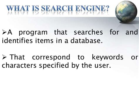 Search Engine Optimization Program by Search Engine Optimization