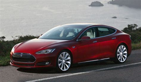 tesla model s now in production