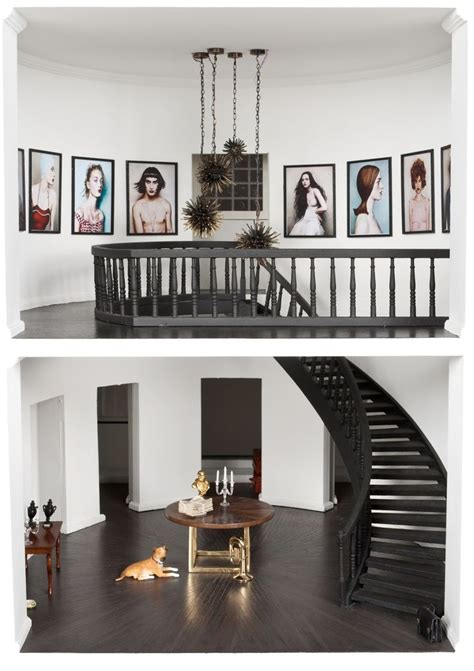 326 Best Ultra Modern & Industrial Loft Style Dollhouse