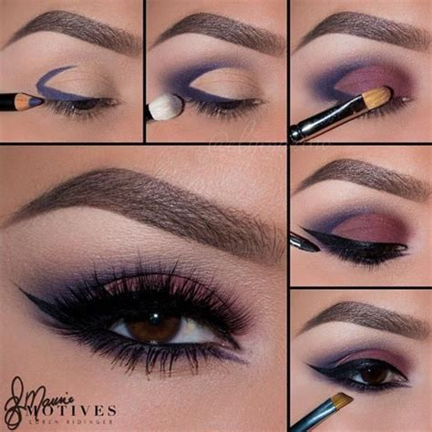 smokey cat eye makeup tutorial pictures   images  facebook tumblr pinterest