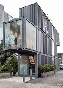 Die Besten Häuser : die besten 25 container h user ideen auf pinterest ~ Lizthompson.info Haus und Dekorationen