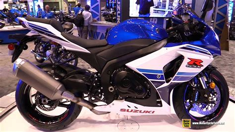 suzuki gsxr  commemorative edition walkaround