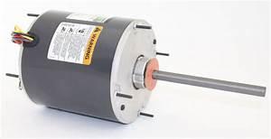 Dayton 1  2 Hp Condenser Fan Motor Permanent Split