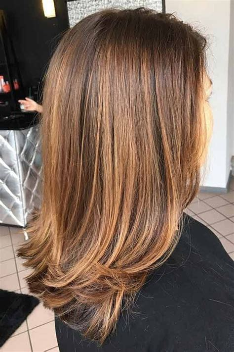 Light brown hair is universally flattering on everyone, but the key is finding which shade of light brown is best for your coloring. Top 30 Golden Brown Hair Color Ideas   Golden brown hair ...