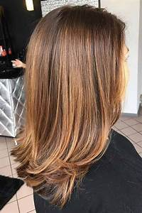 Brown Hair With Light Ash Highlights Top 30 Golden Brown Hair Color Ideas Golden Brown Hair