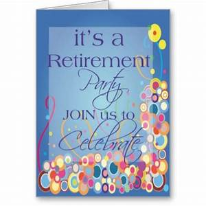 free retirement invitation orderecigsjuiceinfo With retirement announcement flyer template