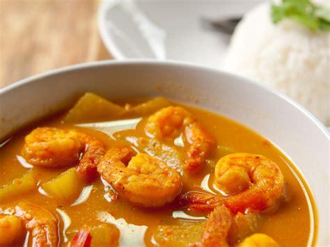 cuisine tv mon chef bien aimé crevettes au curry mon chef de cuisine