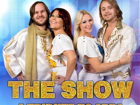The Show: A Tribute to ABBA in Manila This 2019 ...