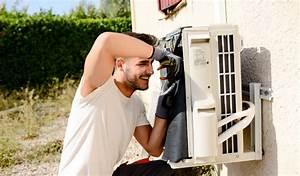 Installation D Une Climatisation : prix d 39 une climatisation r versible co t moyen tarif d 39 installation ~ Nature-et-papiers.com Idées de Décoration