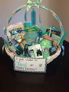 Best 25 Birthday Gift Baskets Ideas On Pinterest Basket Boyfriend And