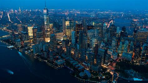 Nyc Aerial Photos See Breathtaking Views Of Empire State