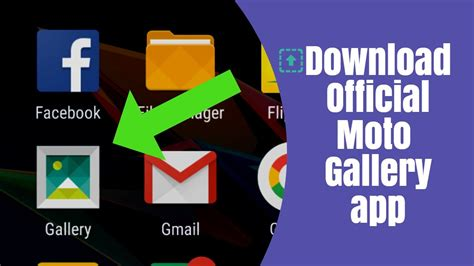 official moto gallery app moto  series youtube
