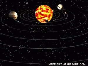 Cool Solar System Animated – Gif Images Download