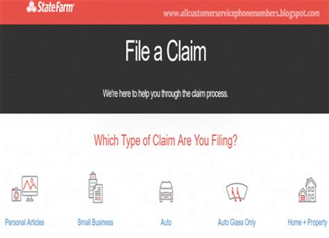 state farm claims phone state farm auto claims florida customer service phone