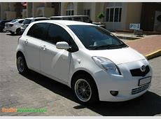 2009 Toyota Yaris used car for sale in Pretoria East