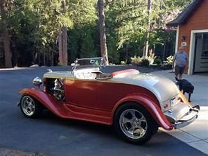 1931 Chevy Roadster Hot Rod Street Rod Very Rare