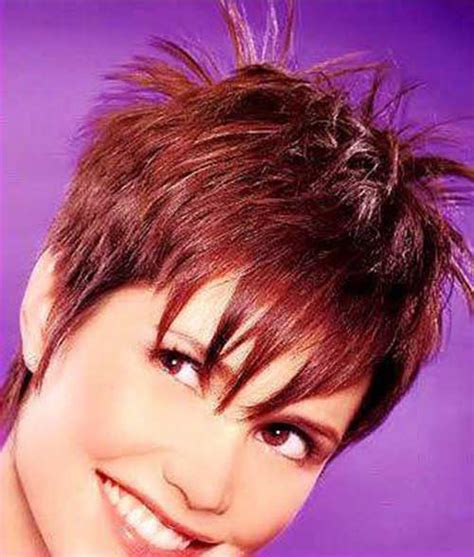 Spiky Pixie Hairstyles by 20 Spiky Pixie Cuts Hairstyles 2018 2019