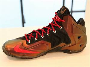Five Different Nike LeBron XI iD Real Life Samples | NIKE ...