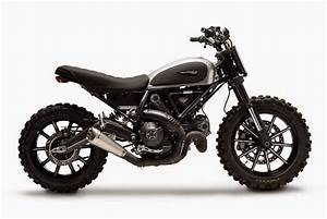 Here is a Ducati Scrambler Dirt Track Concept that could ...