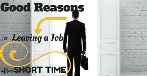 Reasons For Leaving A by Reasons For Leaving A After Time Wisestep