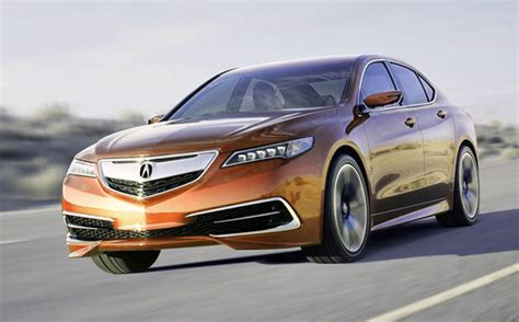 acura tlx concept review