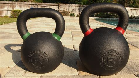 rogue kettlebells gym strong gear 24kg 32kg basking florida sun