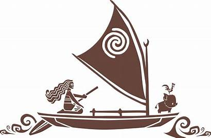 Moana 69 Boat Clipart Downloads Resolution