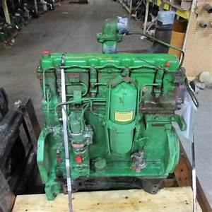 Deere 3010 Engine  Jd-b24-3010-401