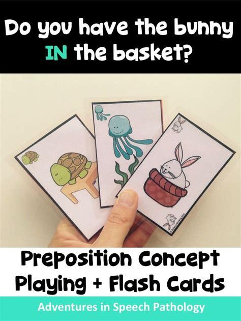 7 ways to use flashcards in language teaching best 25 preposition activities ideas on pinterest