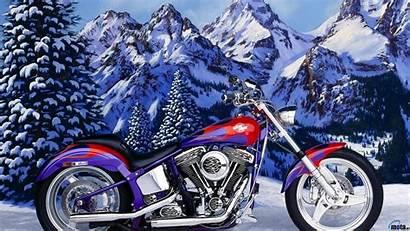 Harley Davidson Christmas Desktop Resolution Phone Wallpapersin4k