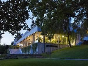 Villa Mies Van Der Rohe : tour an ultramodern 1930 villa by mies van der rohe the study ~ Markanthonyermac.com Haus und Dekorationen