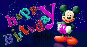 Happy Birthday Mickey Mouse : download free 100 cartoon mickey mouse wallpaper the quotes land ~ Buech-reservation.com Haus und Dekorationen