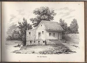 A New Drawing Book Of American Scenery  Containing Thirty