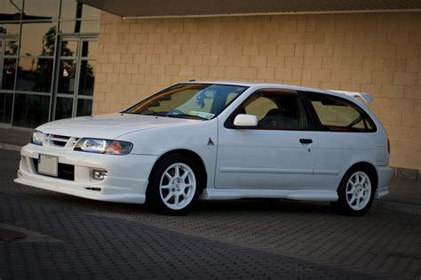 Long Lost Hot Hatches  Nissan Pulsar Vzr N1