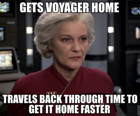 Star Trek Voyager Meme - j m tresaugue
